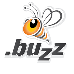 logo extension .BUZZ