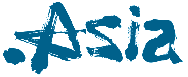 logo extension .ASIA (Asie)