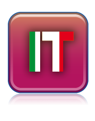 logo extension .IT (Italie)