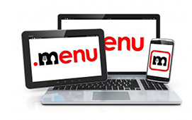 logo extension .MENU