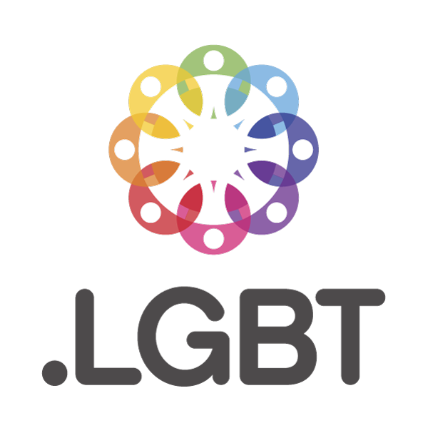 logo extension .LGBT