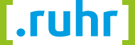 logo extension .RUHR
