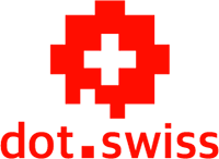 logo extension .SWISS (Suisse)