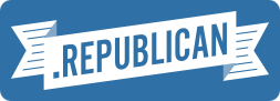 logo extension .REPUBLICAN (républicain)