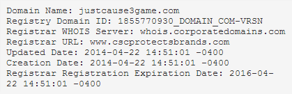 whois de justcause3game.com