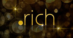 logo extension .RICH (riche)